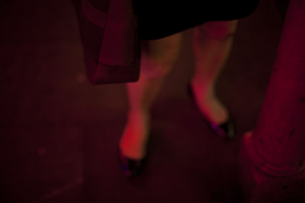 Legs // Soho, London, 2013.