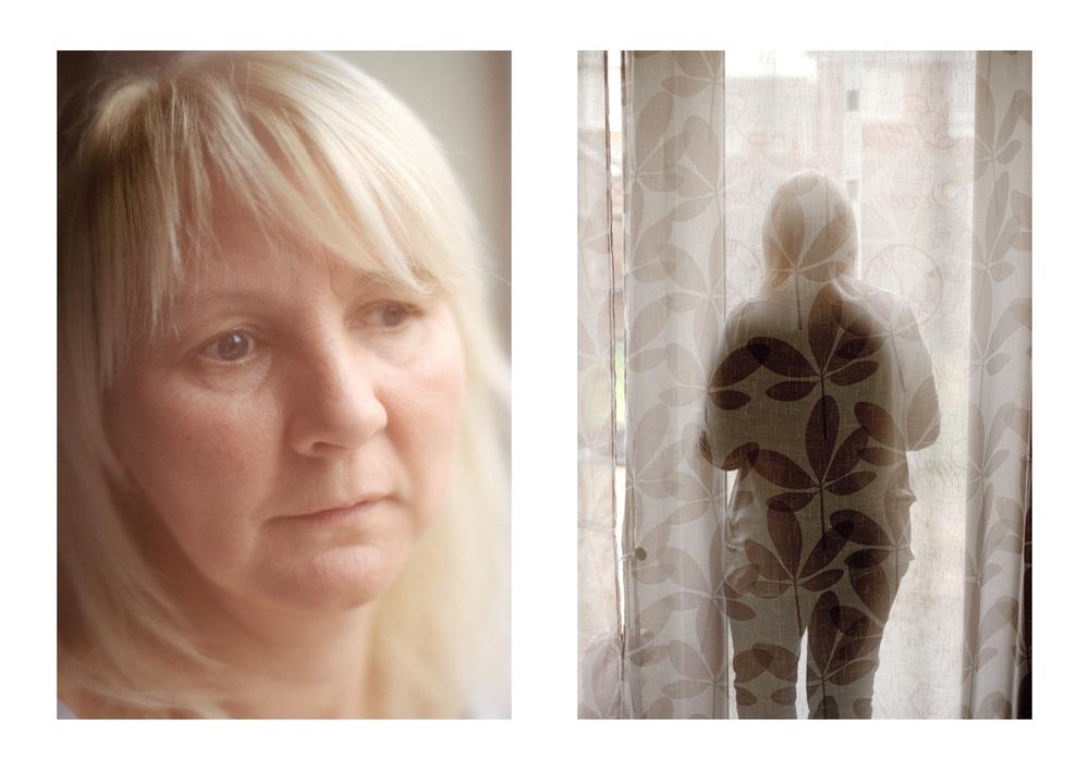 Portrait // Donna, Liverpool. 47.