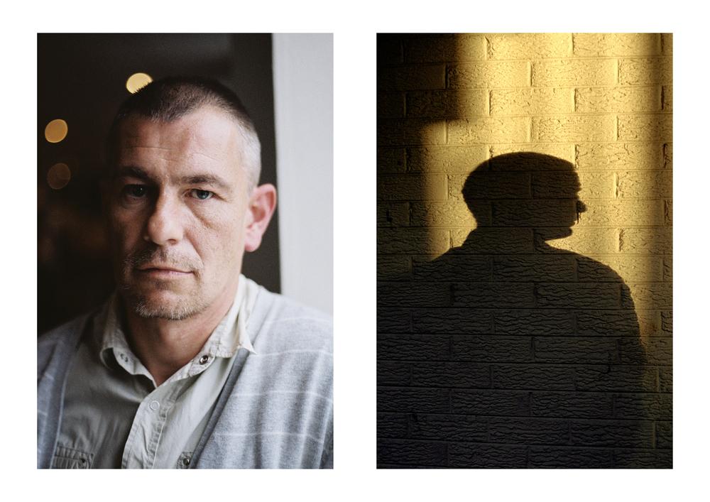 Portrait // Steven, Liverpool. 38.
