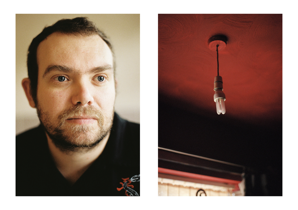 Portrait // Jonathen, Liverpool. 33.