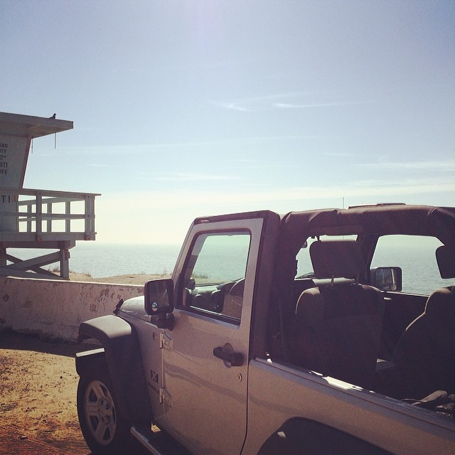 On Wednesday's we go to Malibu! @soulcycle @soulfounders #soulcycle coming soon! #sitevisit #bestjobever