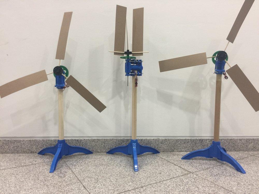 Design:Build:Iterate BHA Wind Turbine Interdisciplinary Unit — Aidan Hammond