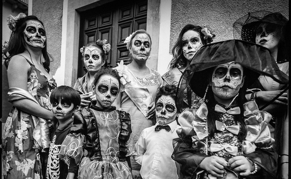 - Day of the DeadGuanajuato, MexicoSept 11- Oct 3