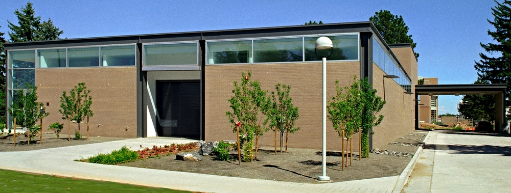 CU DENVER HEALTH SERVICES CENTER (PH.2) -  7,356 SF addition to the health and safety waste processing facility.