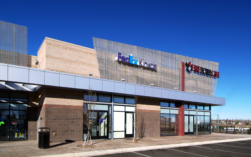 ARAPAHOE LIMA   -  Two new 14,000 SF retail buildings and associated site work.