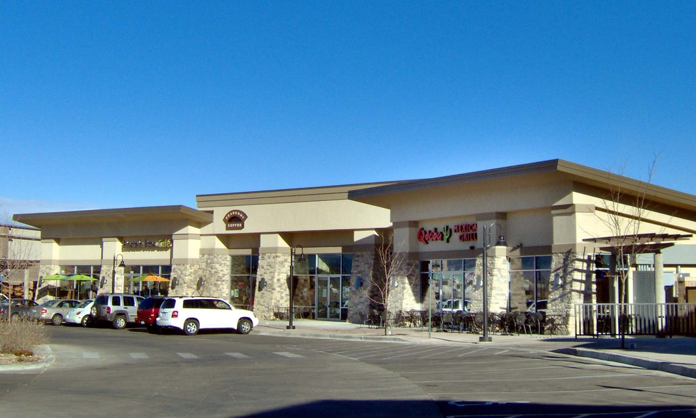 CULINARY MULTIPLEX -  New 9,092 SF multi retail buildings and site work.
