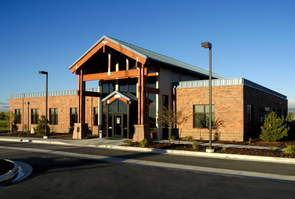 ST. VRAIN SANITATION BUILDING  - 6,700 SF new office building