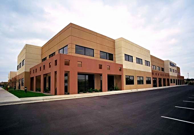 CHAPARRAL AT DRY CREEK CORPORATE CENTER  -  60,000 SF research and development building with a high technology tenant finish.