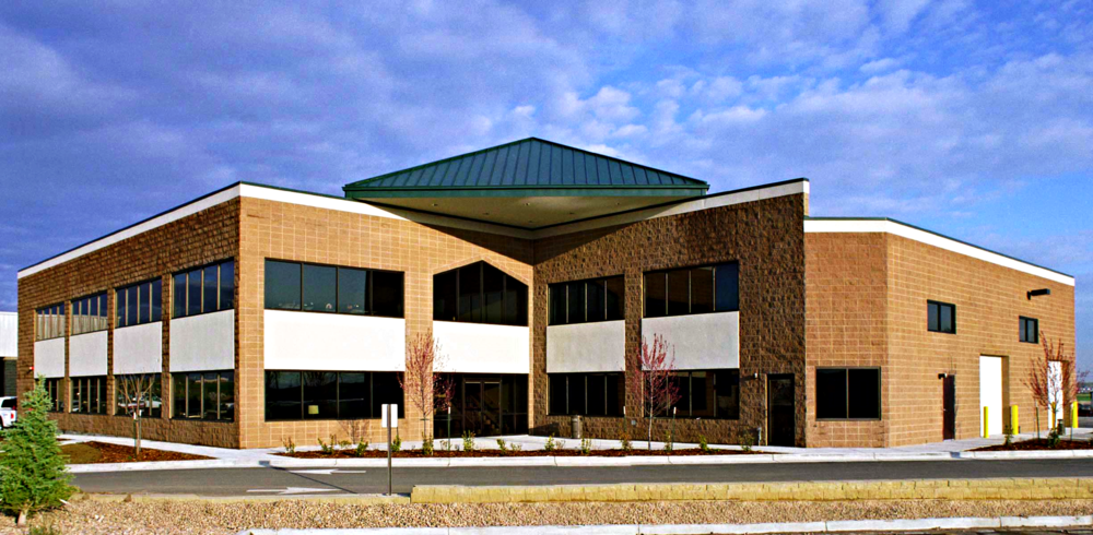 INTERNATIONAL GOVERNOR -   17,000 SF manufacturing building and 43,000 SF of site development
