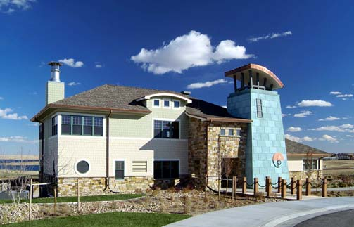 BEACON POINT RECREATION CENTER -  New recreation center and outdoor pool
