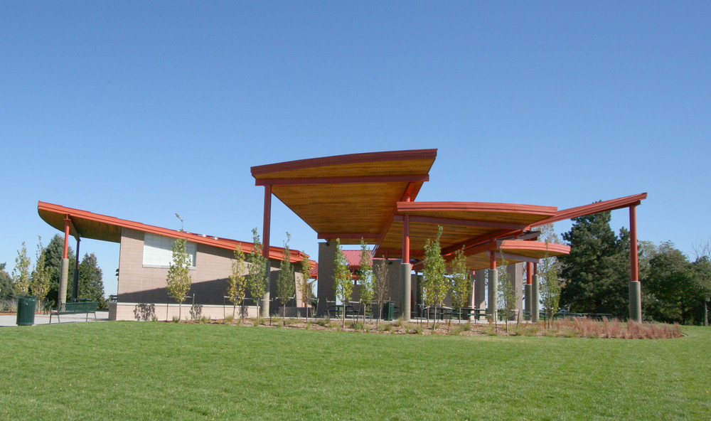 RUBY HILL PARK (PH. 1)   -  Upgrades to an 80 acre park including irrigation replacement, new playground facilities, new pavilion and restroom structure, walkways and parking lot upgrades.