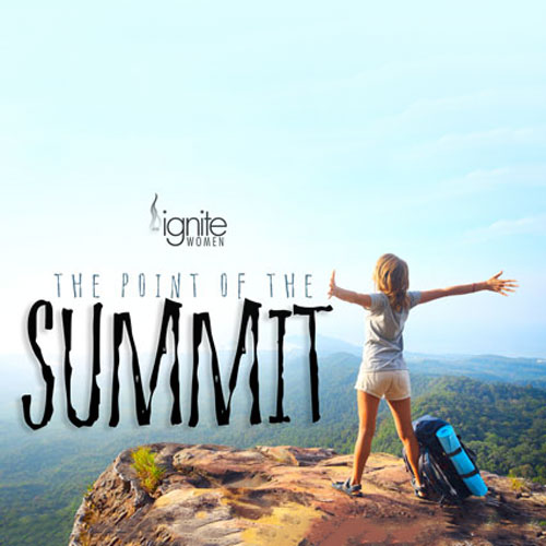 "THE POINT OF THE SUMMIT - Teaching VideosDo you sometimes feel like God is overlooking you? Do you wrestle with thoughts of worthlessness, failure or insignificance? Do you often think, ""I'm the only one who feels this way""?Rescued, A Journey from Darkness to Light is a unique 6-week bible study based on the Apostle Paul's letter to the Colossians. In it, you will discover exciting and life-changing truths about who God is and who He says you are. You will ""meet"" several women who openly share their own journey of God's intimate work in their lives. Their stories will encourage and inspire you as you see God's word come to life through their personal experiences. As you embark on this journey, you too will experience God's personal movement in your life. He delights in rescuing those He loves, and He loves you! Isn't it time for you to begin your journey from darkness to light?Workbooks available soon!"