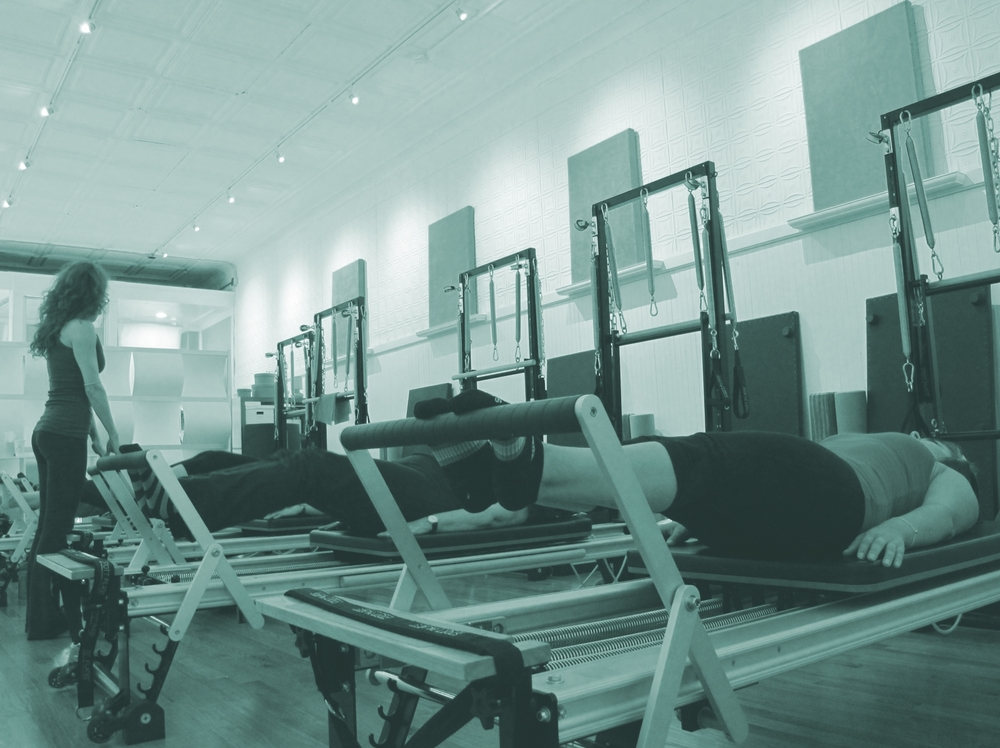 Pilates Reformer Class Cambridge