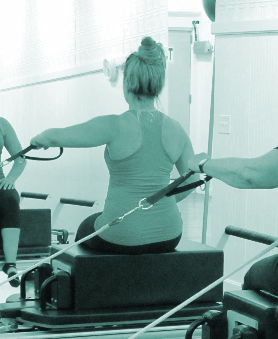 Pilates Reformer Training Cambridge