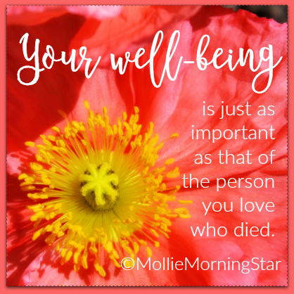 Your Well-Being is Important After a Loved One Dies | Psychic Medium | Healing Grief | Life After Loss