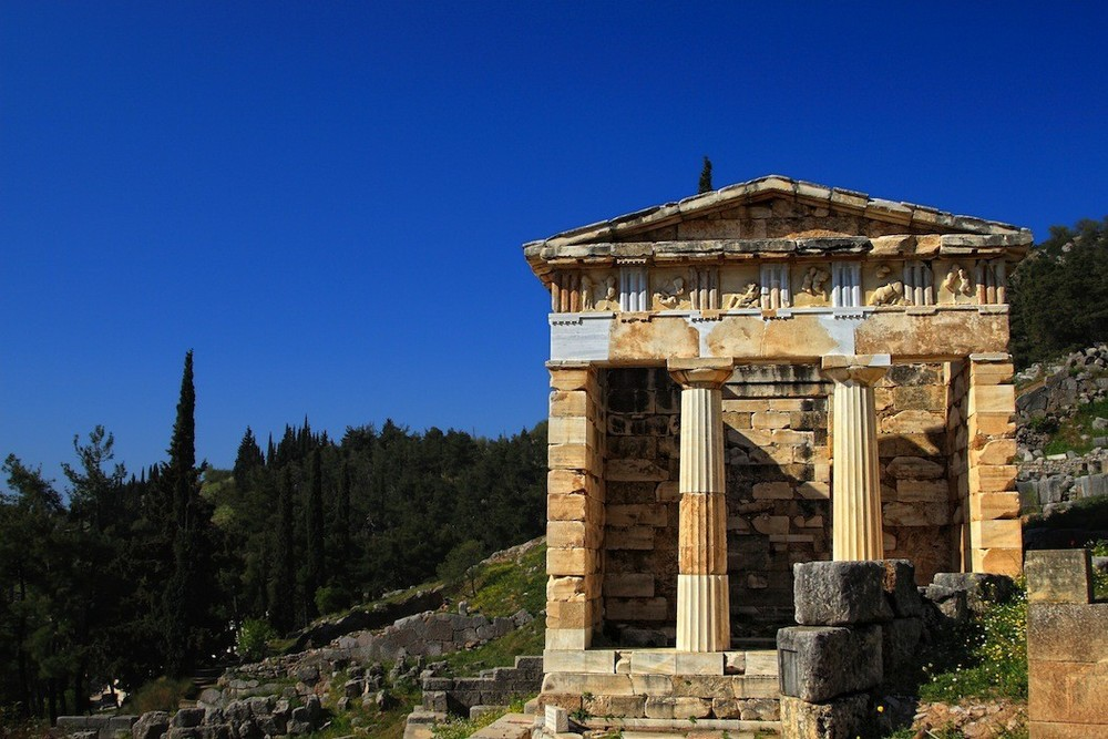 2 Day Delphi Tour   Operates: Daily    READ MORE