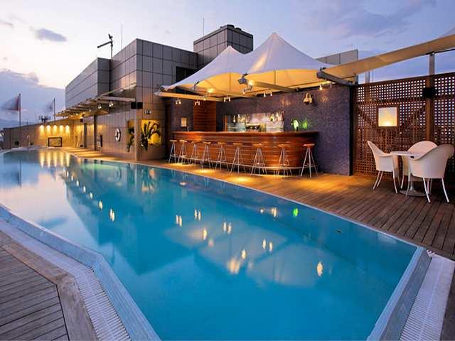 هتل در یونان