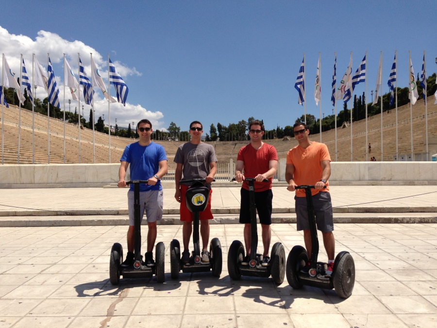 NEW!!! - Athens Segway Tours   Night Tours Available on request    READ MORE
