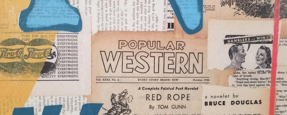 Detail of Popular Western No. 1