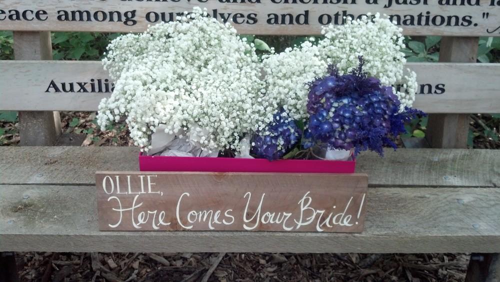 Cassandra Dattoli. Cassandra Dattoli Events. Pink Flowers. Summer wedding Rustic. Springfield Wedding Planner
