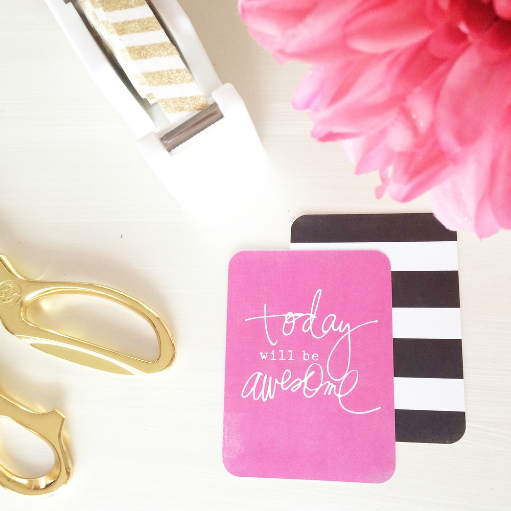 Filofax, flowers, pink, gold, office, office supplies, love., project life