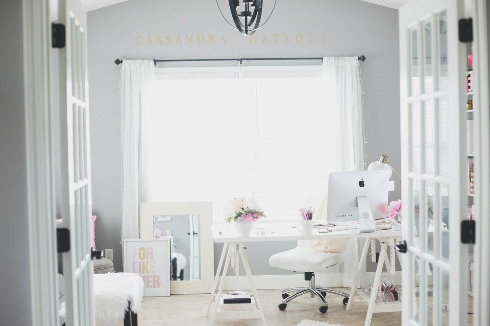 MY IN HOME STUDIO | AKA MY GIRL CAVE