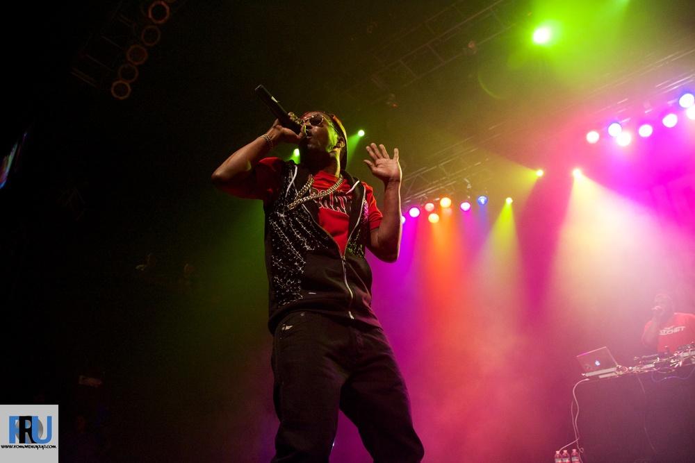 Benjamin Esakof/Roman's Rap-Up