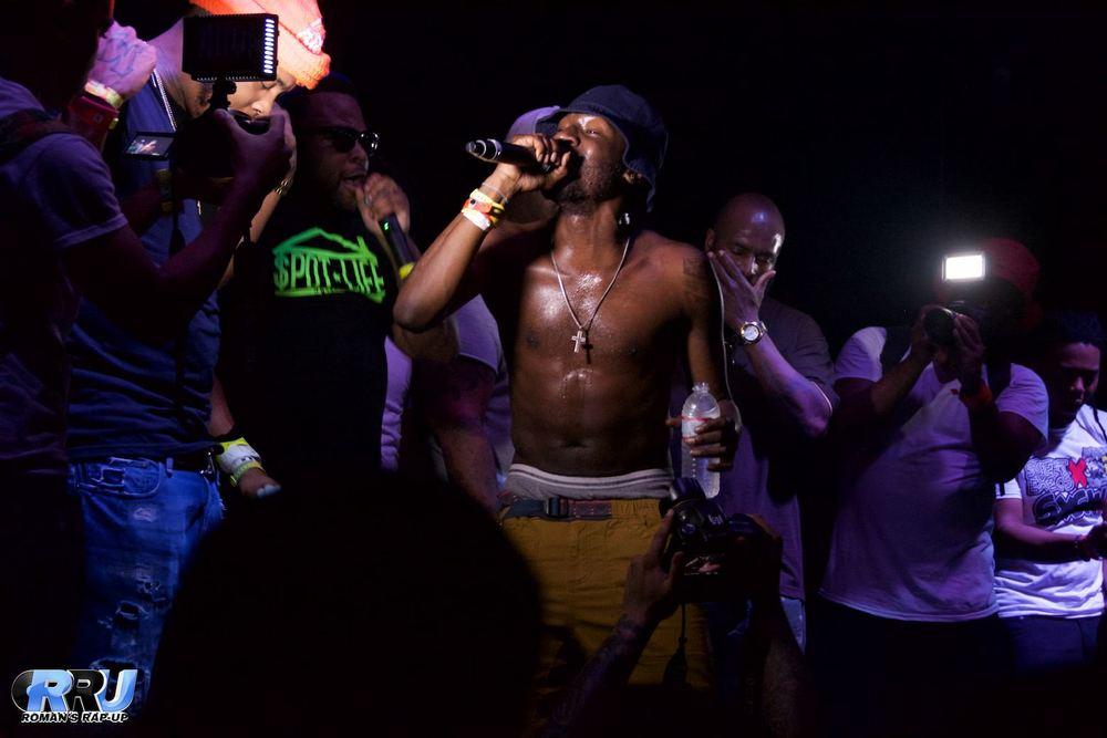 (Benjamin Esakof/Roman's Rap-Up).