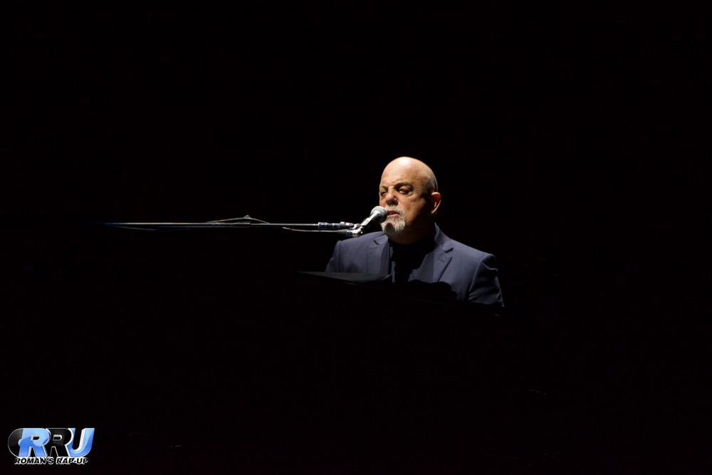 Music legend Billy Joel performs for a sold-out crow of almost 20,000 at his monthly residency at Madison Square Garden in NYC on May 28th, 2015 (Benjamin Esakof/Roman's Rap-Up).