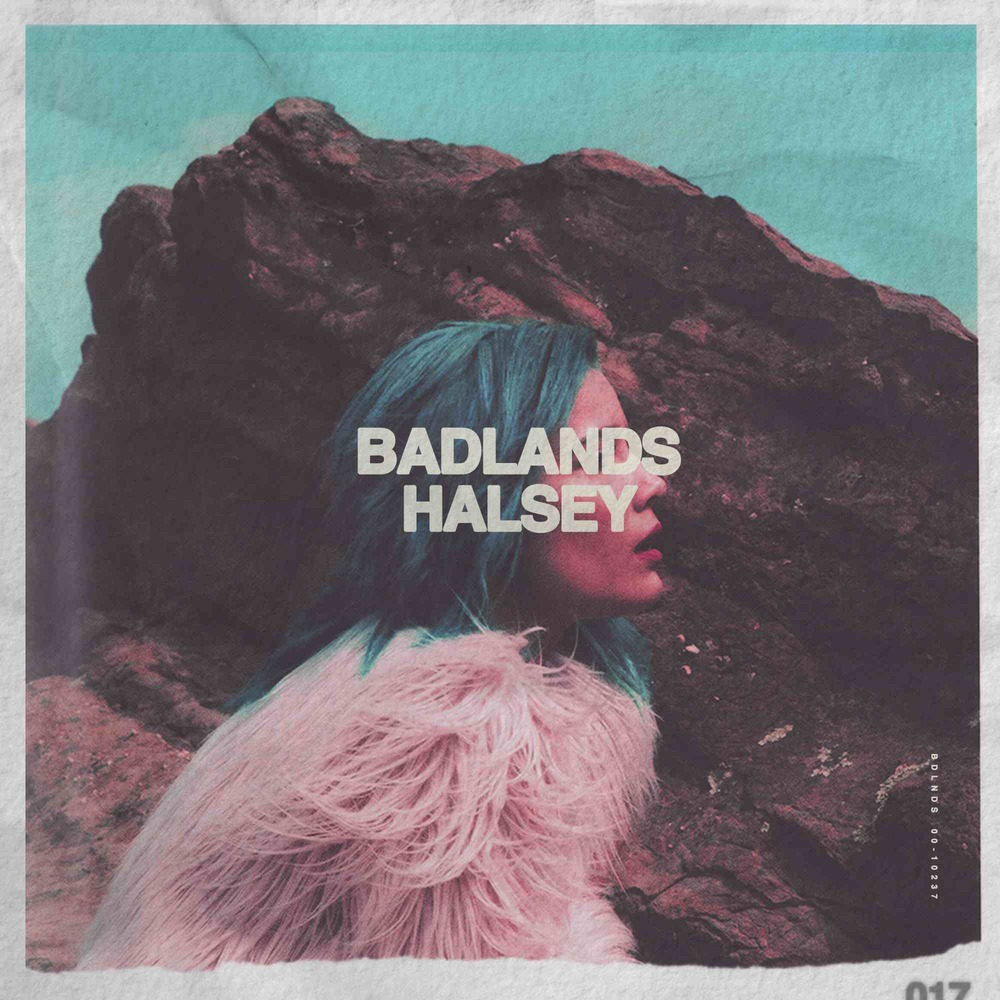"""Badlands"" Album Cover (Capitol Records)."