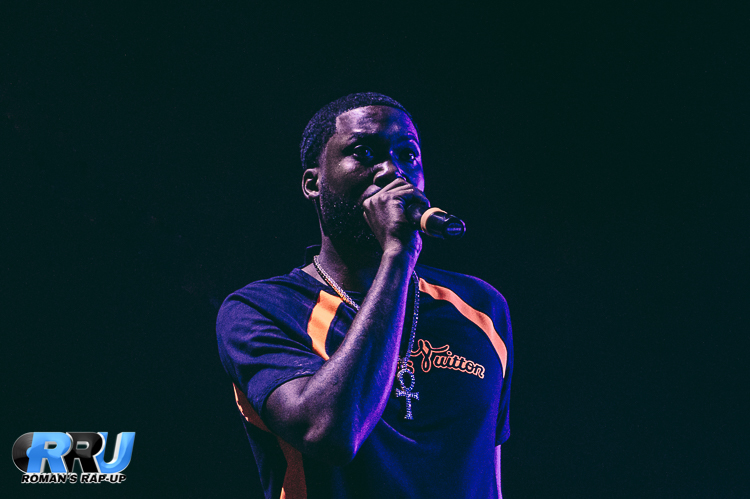 "Meek Mill headlined D.C.'s first annual ""Break The Internet Festival"" on September 10th, 2016 (Chynna Keys/Roman's Rap-Up)."