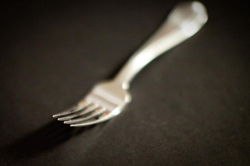 fork depth of field