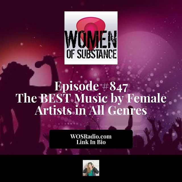 #Repost @women_in_music ・・・ Follow Friday into your weekend with fantastic music - link in bio to listen - by Onetwothreescream, Sarah Baker, Jaynee Thorne, Gemma Leighton, Astroblue, Lynz Crichton, PJ Brunson Music, Melani Skybell - Jazz Singer/Pianist, Charm & Chain, COCO JAFRO  #womenofsubstance #womeninmusic #womenwhorock #femusic #womenplaymusic #femusician #femalemusicians #femalemusician #wosradio #breenoble #femaleleadsinger #femaleleadsingers  #femalefronted #femalefrontedband  #newmusicalert