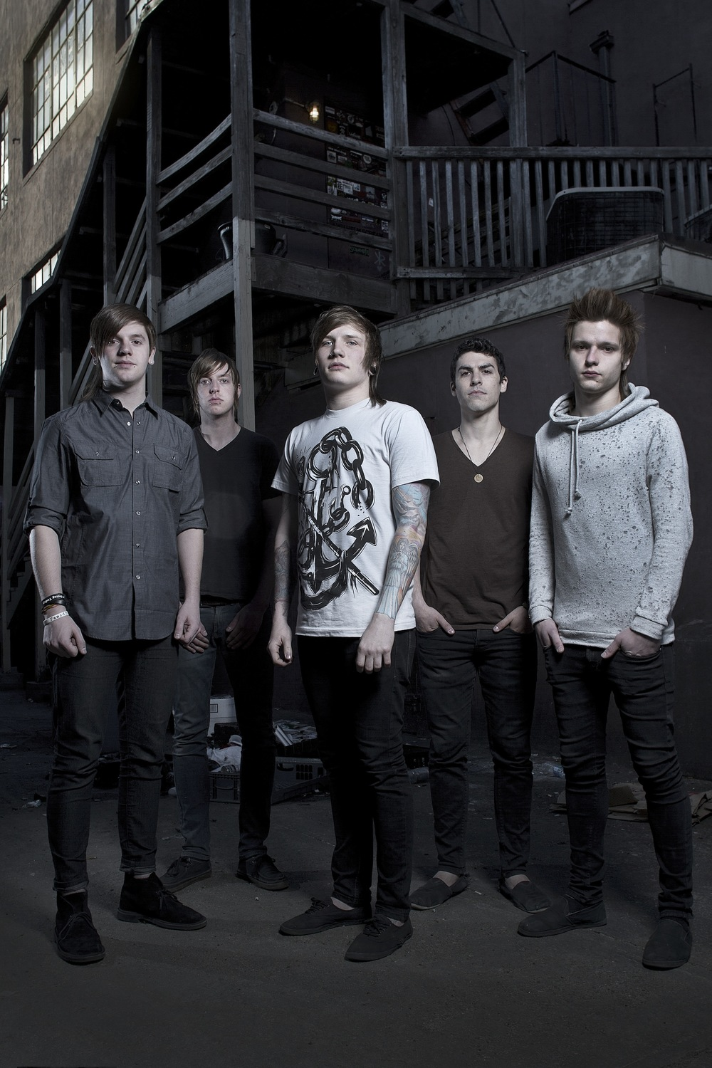 Us, From Outside, Tragic Hero Records