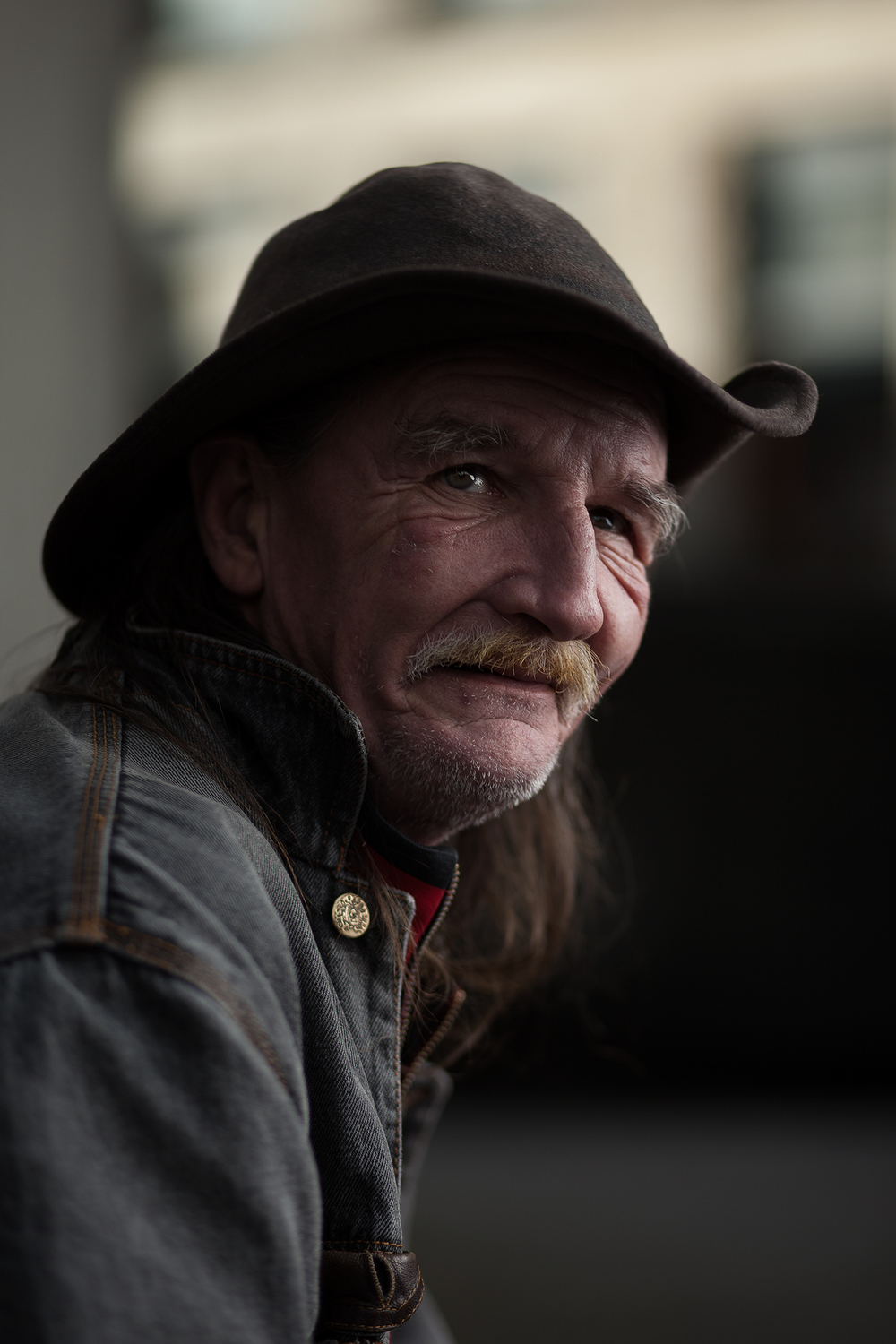 Paul is a troubled and unapologetic alcoholic. However, despite his problems, he's very kind, outgoing, and willing to help others in any way he can.
