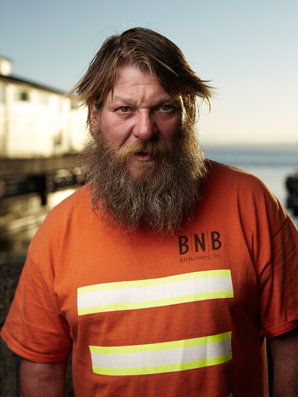 Jimmy is new to Seattle, only having lived here for two months. He may be the most coherent, well-spoken homeless man I've met in Seattle. He's got a job lined up in construction, and aspires to fish for a living soon. I suspect he won't be homeless for long.