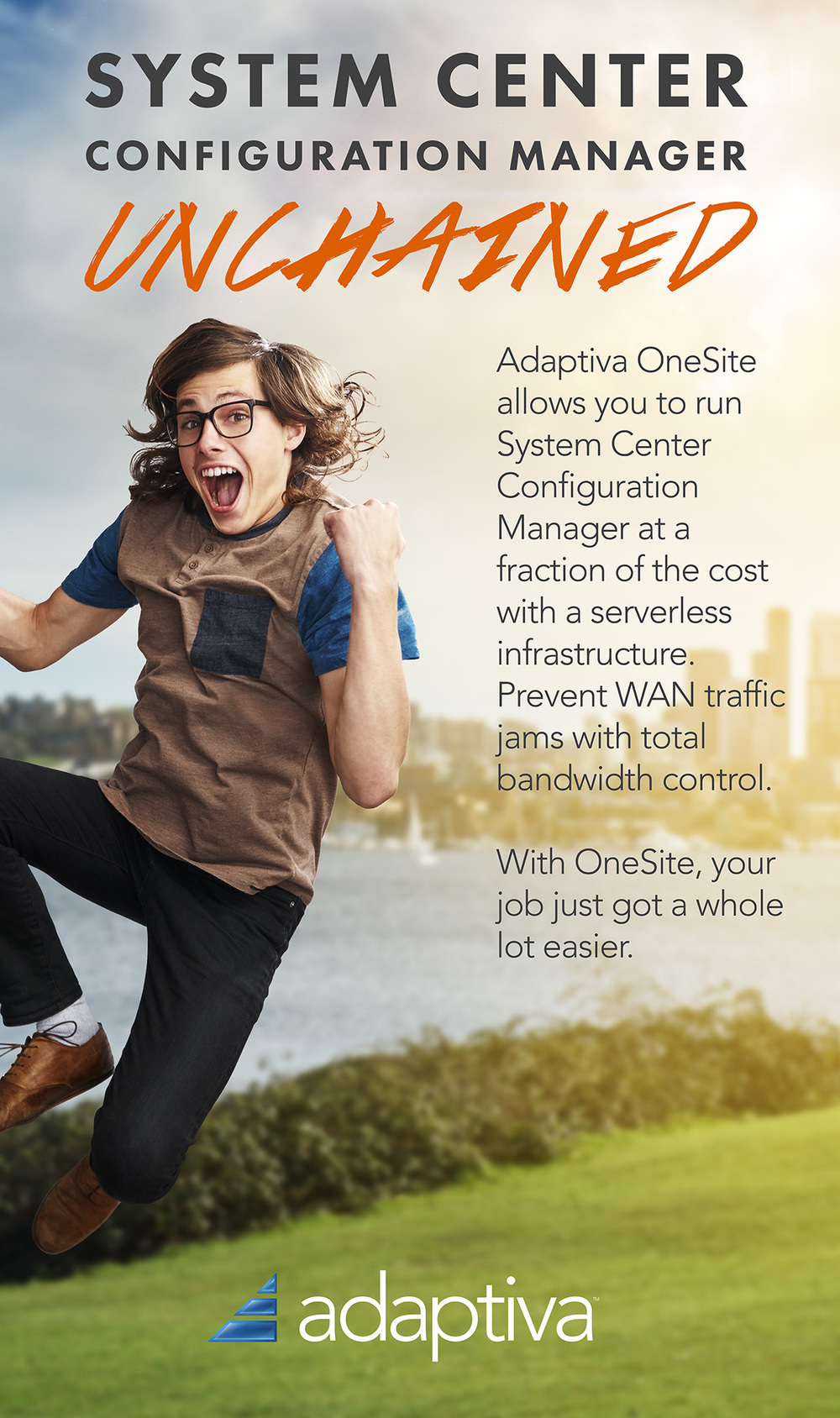 Adaptiva: SCCM Unchained