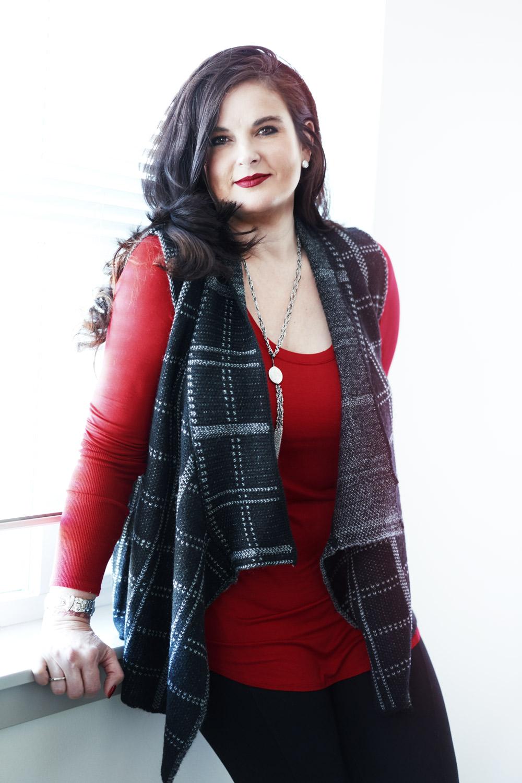 Portrait of Tami Cox