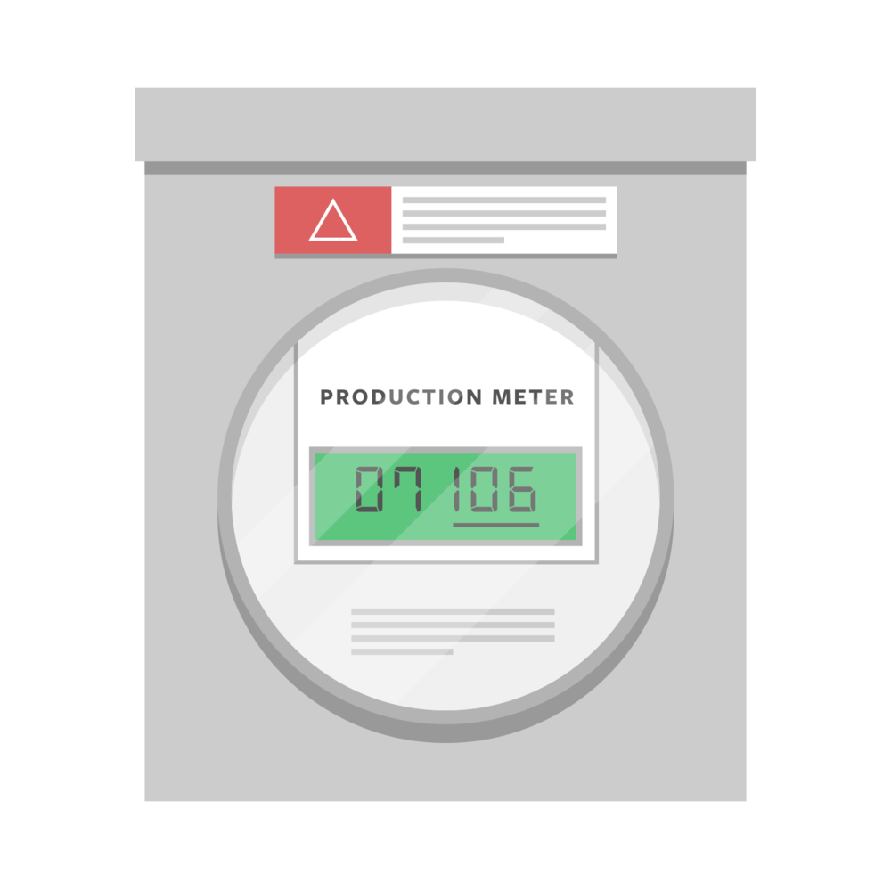 Production Meter