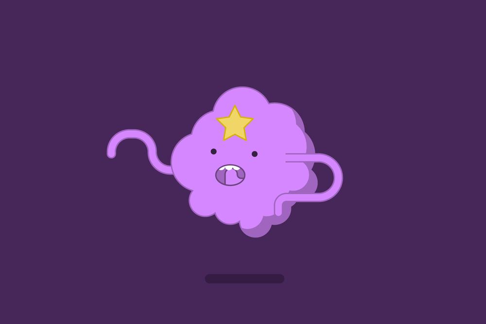 Lumpy Space Princess (LSP)