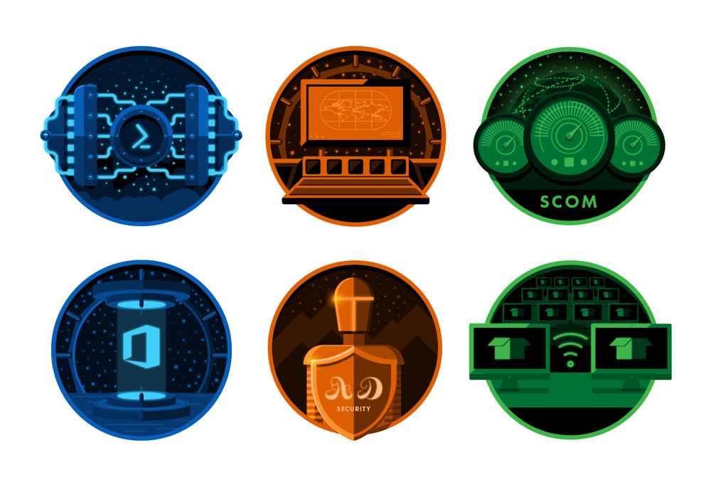 Product Feature Icons