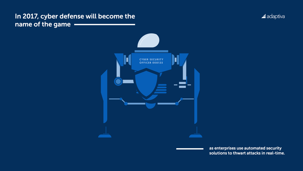 Blog Illustration: Cyber Defense