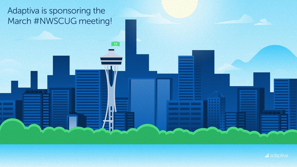 City Illustration: Seattle