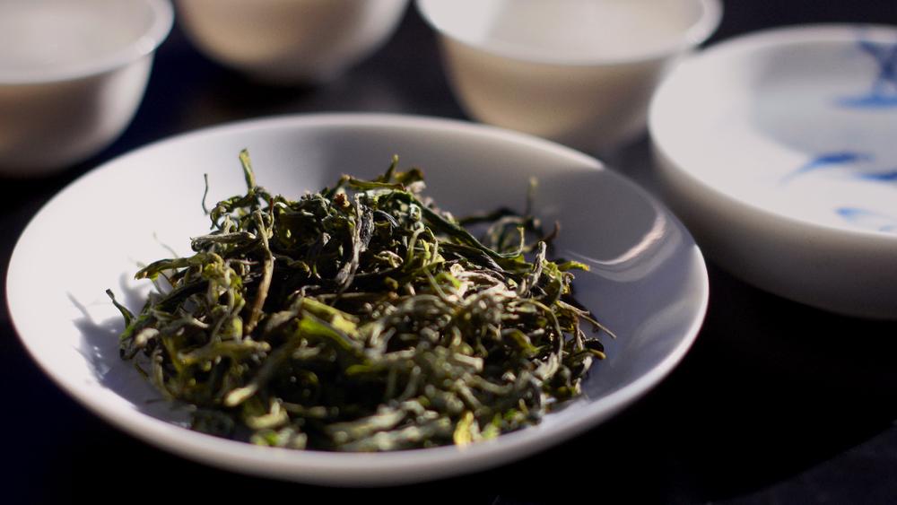 Mao Feng Green Tea
