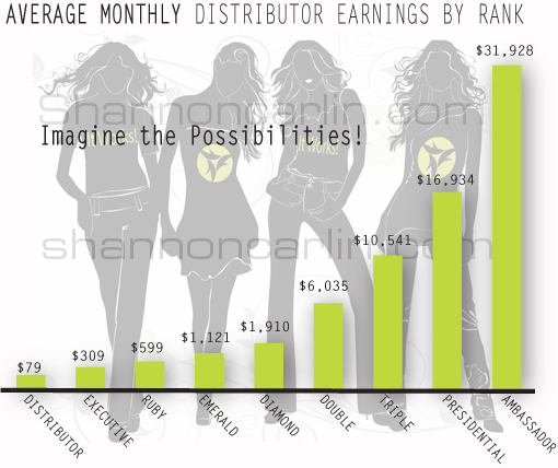 Average It Works Global Independent Distributor Income Average monthly earnings by rank are representative of July – December 2010 earnings  of Independent Distributors at each particular rank, divided by the total Independent  Distributors at each rank, respectively, at year end 2010, divided by 6 months.  Distributors who did not receive earnings or joined after July 1, 2010 are not included  in these calculations. The earnings of any It Works! Independent Distributor contained in this chart are not  necessarily representative of the income, if any, that an It Works! Independent Distributor  can or will earn through participation in the It Works! Compensation Plan. These figures  should not be considered as guarantees or projections of your actual earnings or profits.  Success with It Works! occurs only from successful sales efforts, which requires hard  work, diligence, and leadership. Your success will depend upon how effectively you exercise  these qualities. Figures in U.S. Dollars
