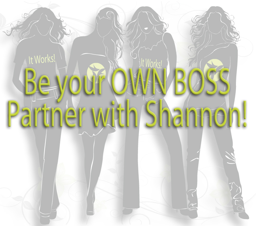 Partner with Shannon Carlin Today!