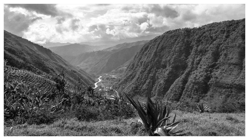 Intag Valley, Ecuador December 2017