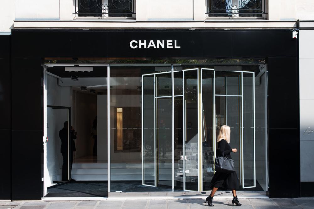 Chanel - Rue Saint Honoré