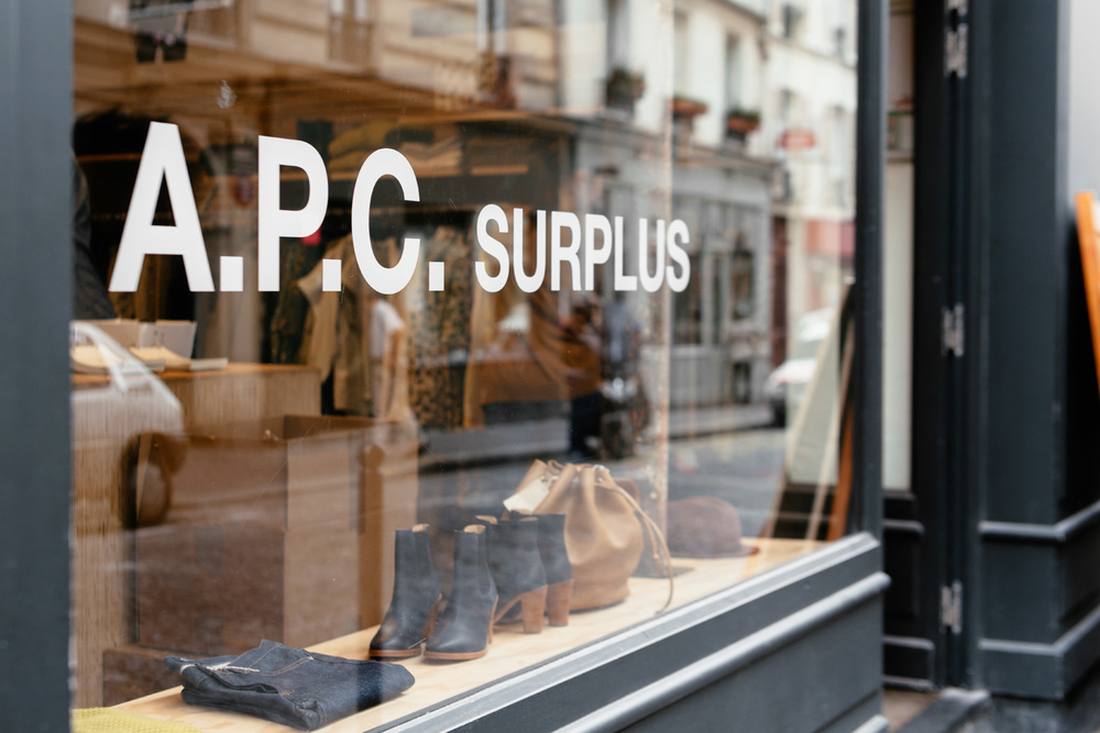 APC Surplus