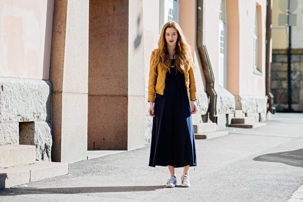 Street Style in Helsinki